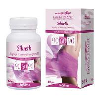 Cumpara de aici pastilele de slabit Siluet 90-60-90
