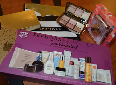 Sephora and Beauty.com Sale Hauls