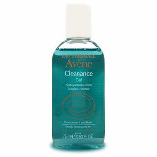 sabonete para pele oleosa cleanance gel avene