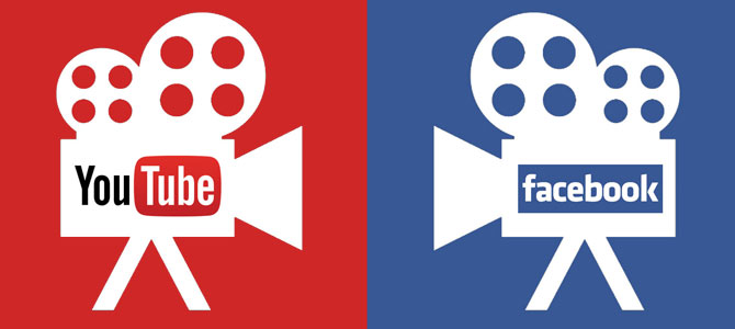 Facebook vs. Youtube video marketing battle