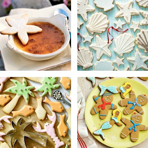 Coastal Beach Cookie Recipes