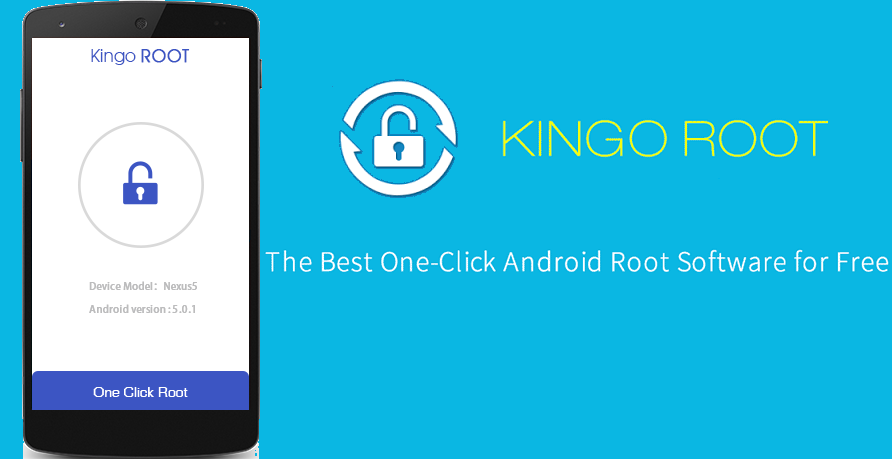 Kingroot Apk (One Click Root Android App) 1
