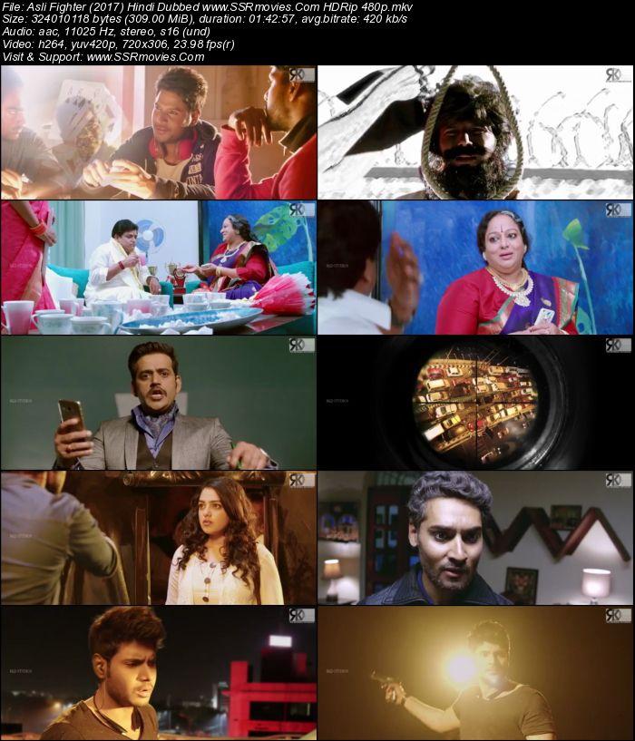 Asli Fighter 2017 Hindi Dubbed Hdrip 480p 300mb Download Ssr Movies