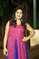 Srushti in beautiful Pink Sleeveless Dress Cute Actress Dimples ~  Exclusive 054.JPG
