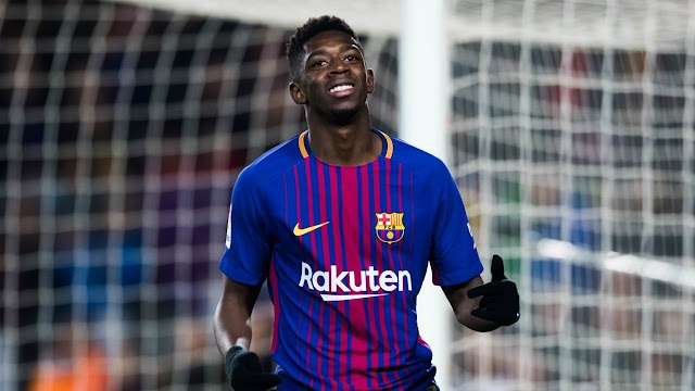 Transfer: Arsenal to sign Ousmane Dembele from Barcelona on one condition