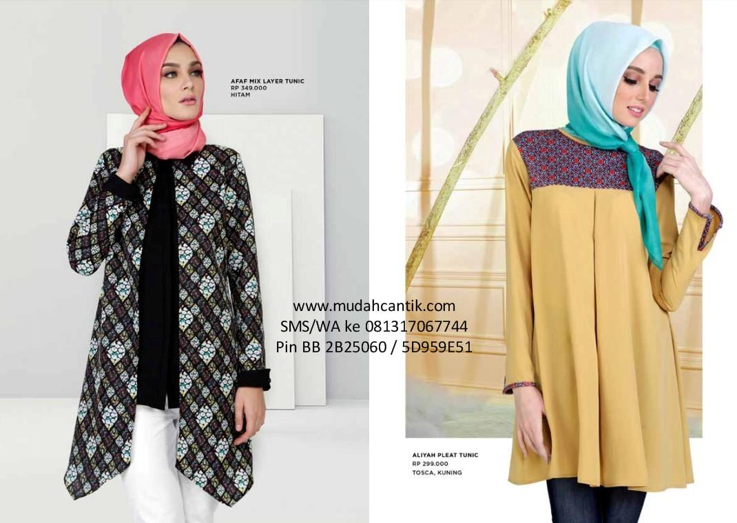 Baju lebaran gamis elegan cantik 2016 baju muslim Baju gamis zoya