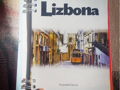 Krzysztof Gierak przewodnik po Lizbonie i Portugalii Lisbona polski przewodnik Krzysiu Gierak Lizbona 2