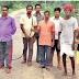 मानुपरा:  तेज धमाके के साथ बिजली लाइन में हुआ फाल्ट, 40 घरों के पांच लाख रुपए के उपकरण जले