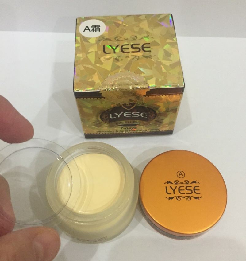 Cream Lyese A Siang Day Cream Original