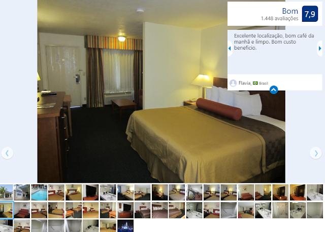 Travelodge Inn & Suites By Wyndham Anaheim on Disneyland Dr em Anaheim