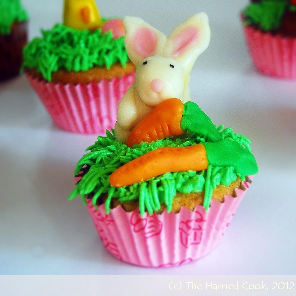 Bunny Rabbit Cupcakes Cakes