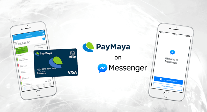 paymaya-cover How To Create Or Link A PayMaya Account From Messenger Technology