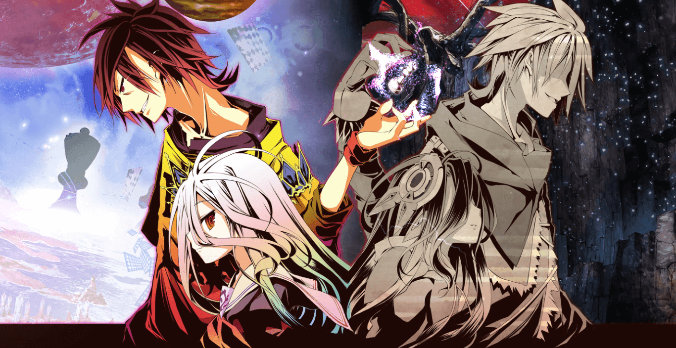 No Game No Life Zero ~ Another [Wallpaper Engine Anime]