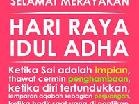 Kata Kata Ucapan Selamat Hari Raya Idul Adha 1438 H/ 2017 M