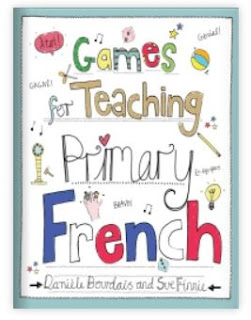 Games for Teaching Primary French  cover
