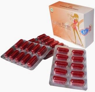 Ladyfem - Obat Herbal Khusus Wanita