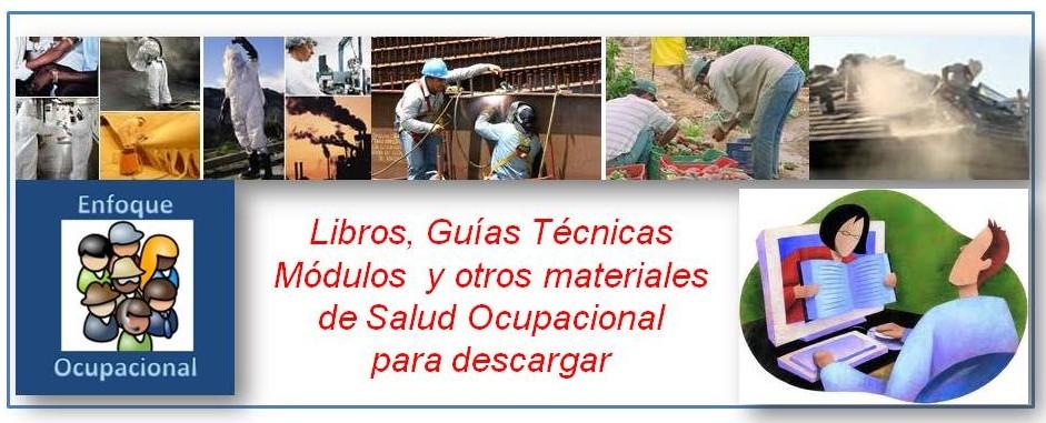 Enfoque Ocupacional En La Red.Salud Y Seguridad Laboral