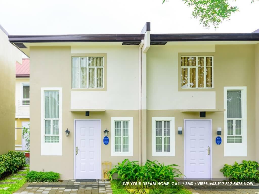 Emma Model Lancaster New City Cavite House And Lot For Sale General Trias Cavite Lancaster New City Cavite
