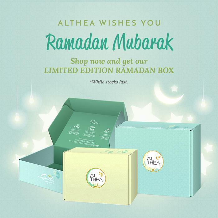 limited edition ramadan box althea