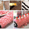 Resep Pinkky Blackforest Roll Cake Praktis. Cocok Untuk Cake Ultah