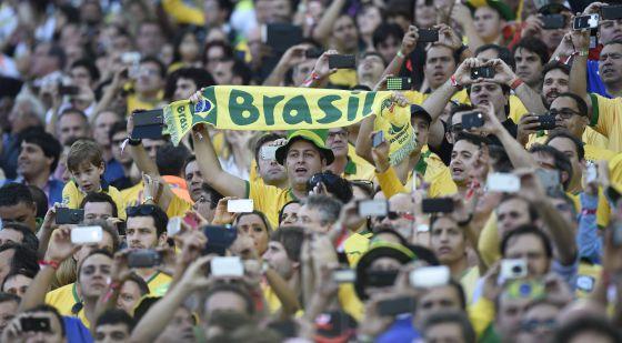 Brasil 2014, el evento deportivo con más público de todo 2014