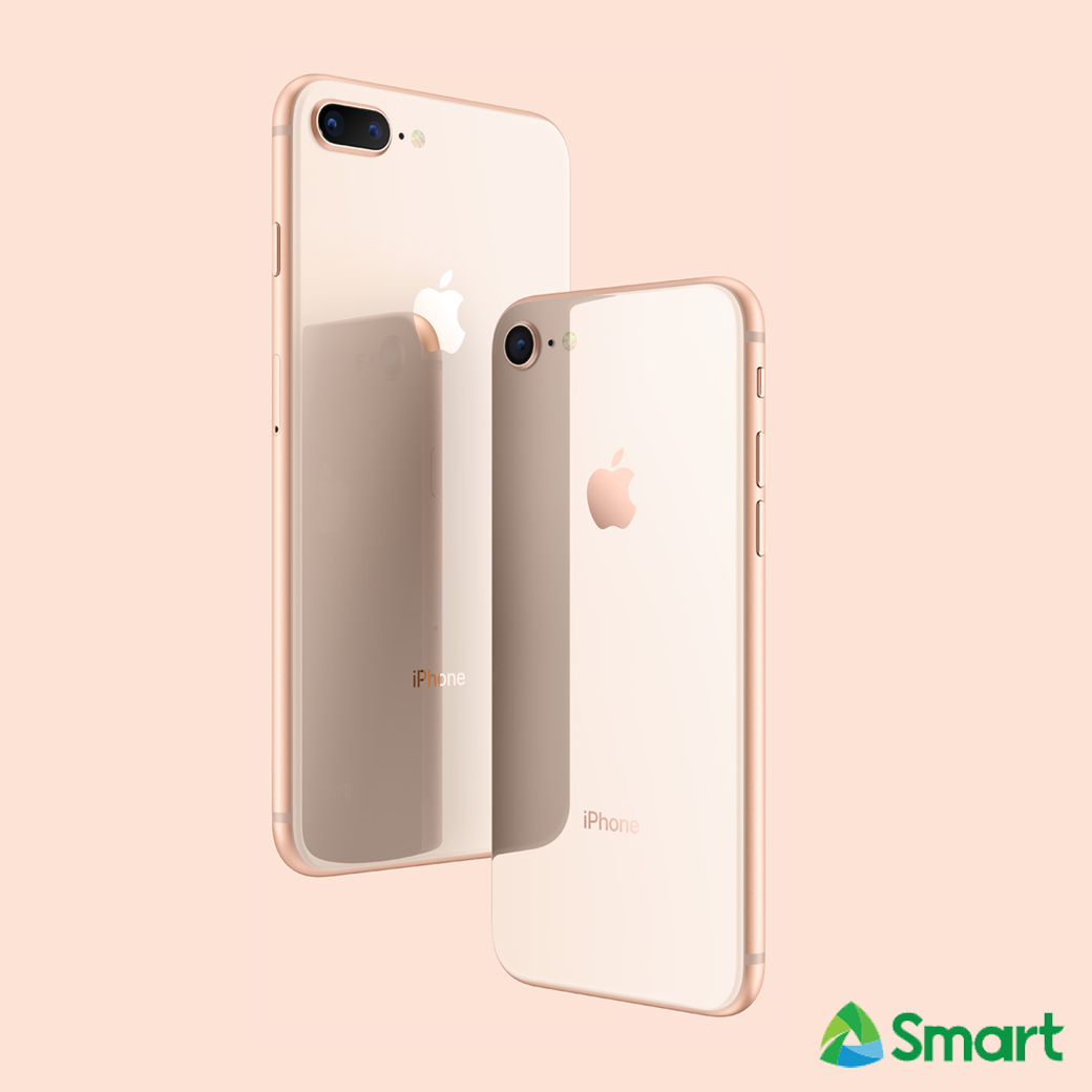 Smart will launch the iPhone 8 and iPhone 8 Plus on November 17