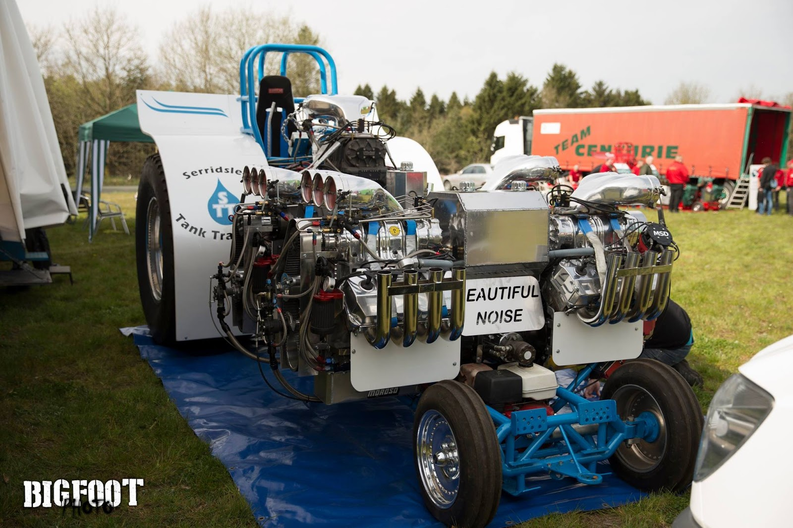 Tractor Puller Clutches : Tractor pulling news pullingworld