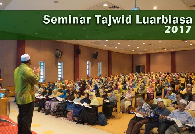 Seminar Tajwid Luarbiasa