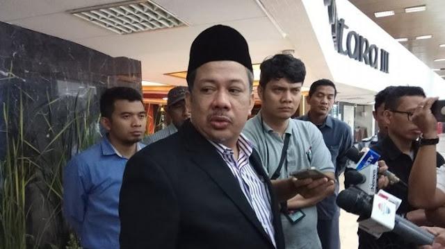 Fahri Hamzah Tak Percaya Aksi Tandingan Kapitra Dihadiri 4 Juta Orang