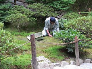 Ginkakuki Temple