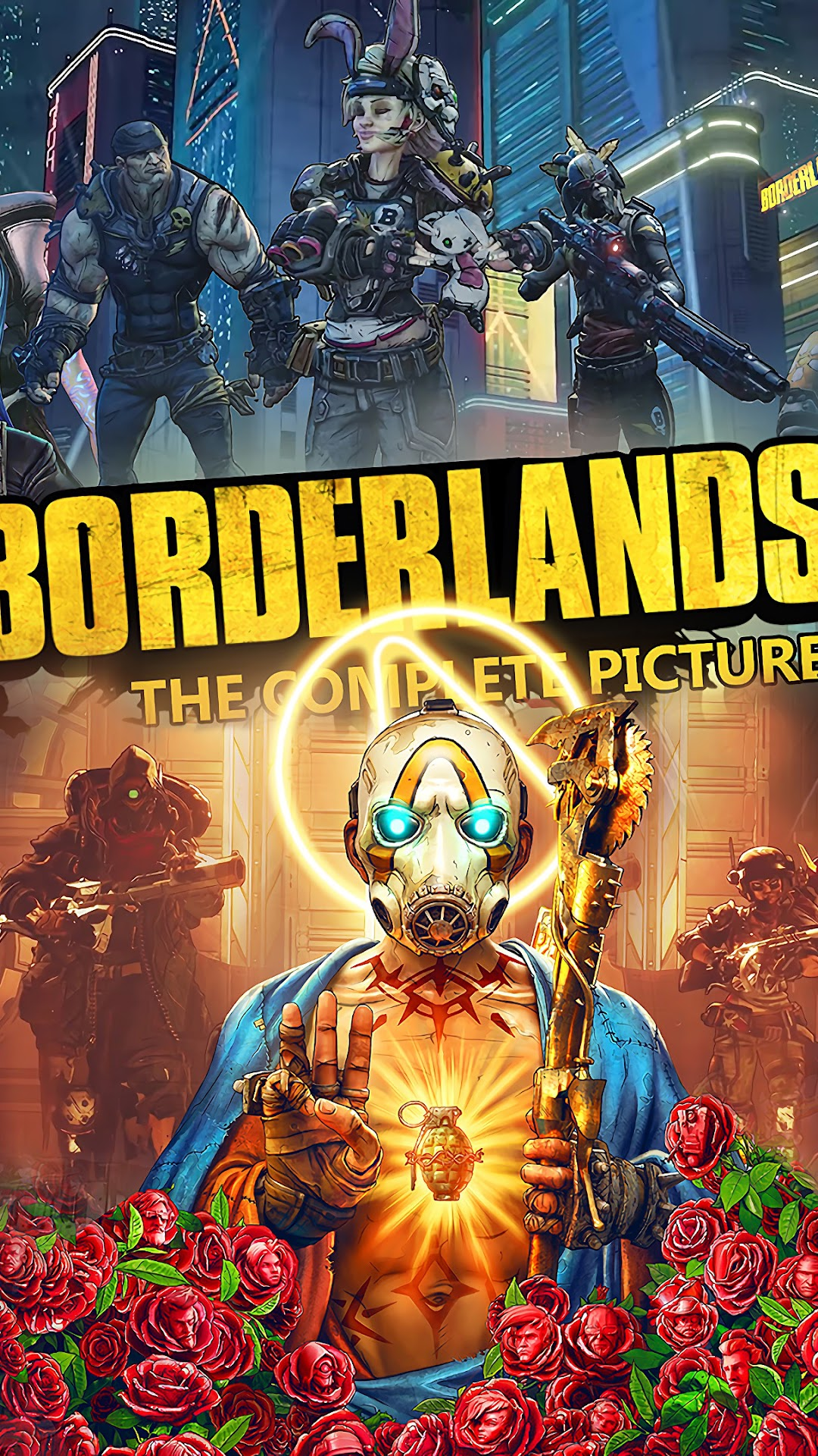 Borderlands 3 4k Wallpaper 42