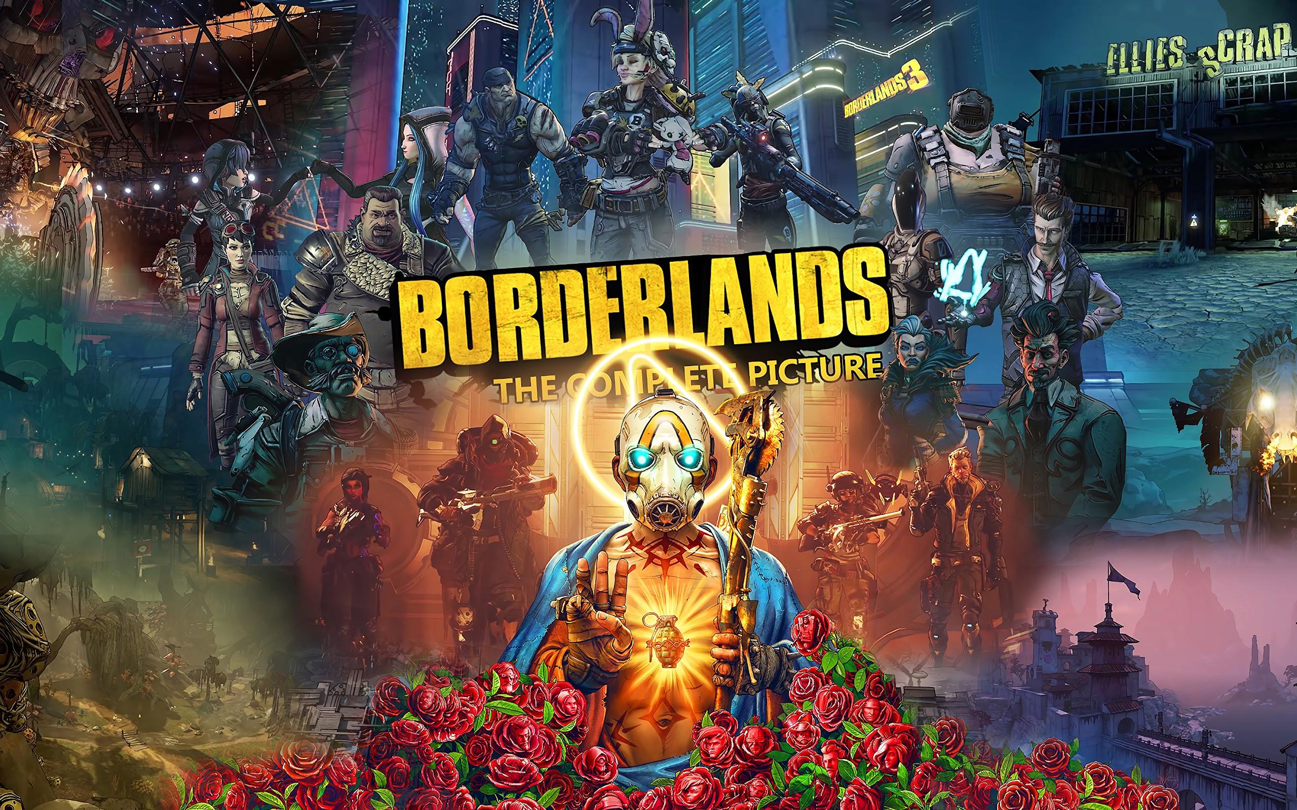 Borderlands 3 4k Wallpaper 42