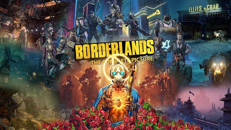 Borderlands 3, 4K, #42 Wallpaper