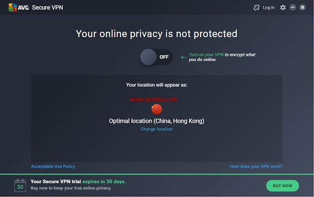 avg secure vpn windows 10 review