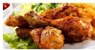 20 Jenis Makanan yang harus dihindari pengidap kolesterol berlebih ayam goreng