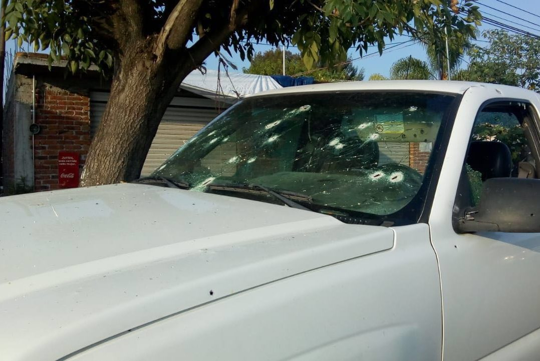 En emboscada, sicarios asesinan a comandante de la AIC en Salvatierra, Guanajuato