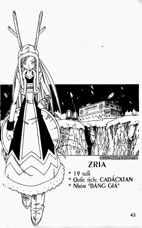 Shaman King [Vua pháp thuật] chap 131 trang 15