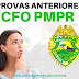 Provas anteriores CFO PMPR - Download PDF