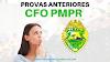 Provas anteriores CFO PMPR - Download PDF