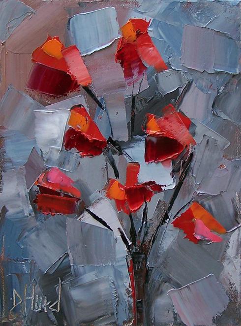 Debra Hurd Original Paintings And Jazz Art December 2012
