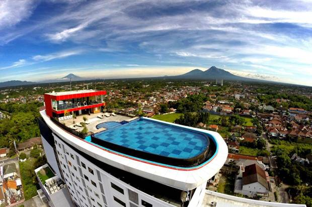 Paket Tahun Baru 2017 di Indoluxe Hotel Yogyakarta