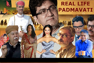 Collage rottenmangoman blog padmavati film stakeholders