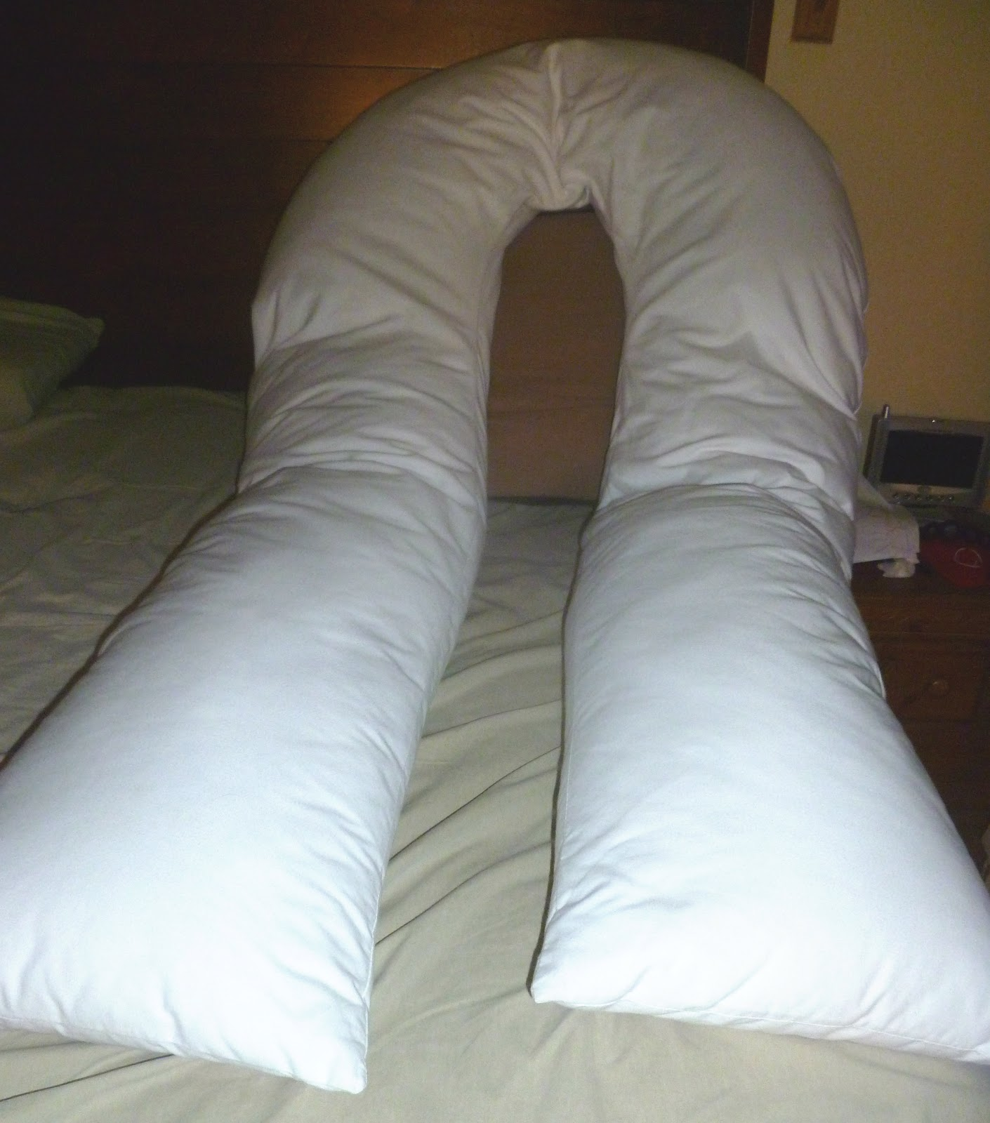 comfort u total body support pillow  Home Decor