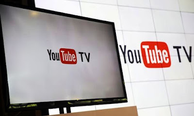 YouTube TV Service Launched By Google For Live TV Streaming