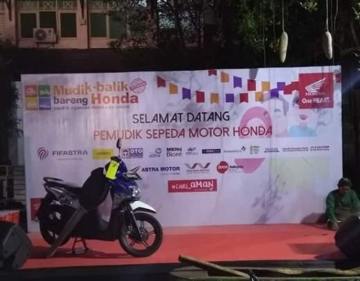 Mudik Balik Bareng Honda 2019