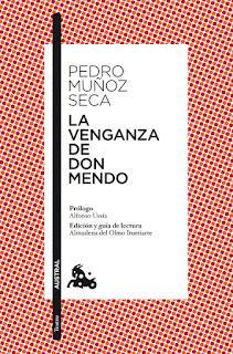 La venganza de Don Mendo Pedro Muñoz Seca