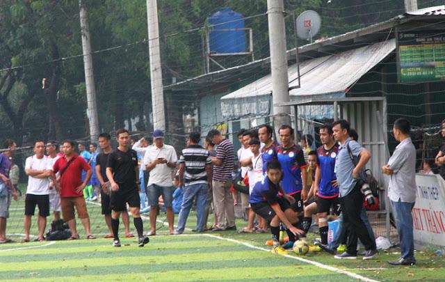 Đội bóng của coach Khánh đã có một trận đấu rất hay dù Bắc Việt được đánh giá cao hơn