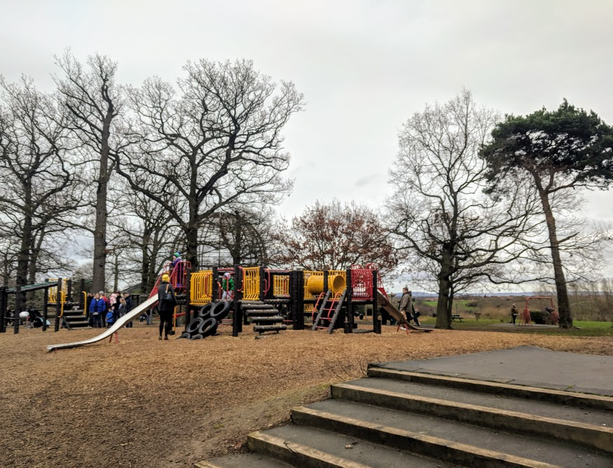 Preston Park - Behind the Seams | 10 reasons to visit with tweens and teens  - play area for smaller kids