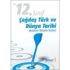 Biltest Eğitim Lise 12.Sınıf Çağdaş Türk ve Dünya Tarihi Kazanım Tarama Testleri