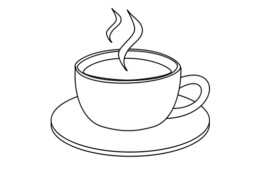 Taza De Cafe Dibujo Png: Taza De Cafe Dibujo Png